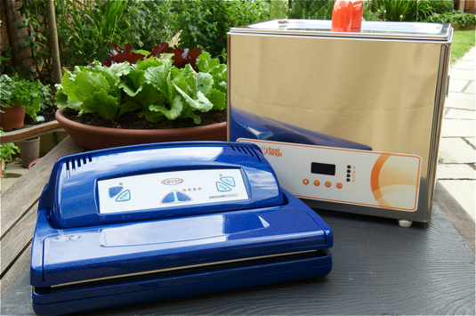 Clifton Water Bath and a Orved Vacuum Family Sealer