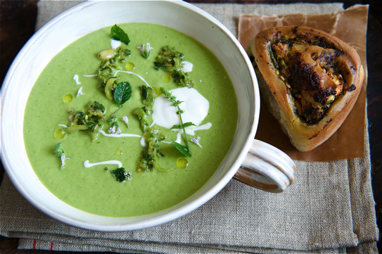 Courgette_Soup